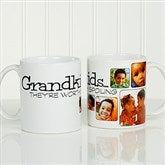 They're Worth Spoiling Personalized Coffee Mug 11oz.- White - 15654-S
