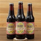Dad's Ale Personalized Beer Bottle Labels- Set of 6 - 15671