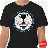 Fan Favorite Personalized Hanes® T-Shirt - 15677-T
