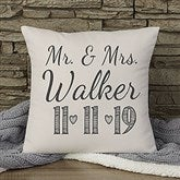 Our Wedding Date Personalized 14