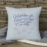 Grandchildren Fill Our Hearts Personalized 14