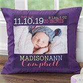 Darling Baby Girl Personalized 18