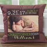 Darling Baby Boy Personalized 18