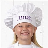 Chef In Training Personalized Chef Hat - 15883