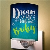 Sweet Dreams Baby Personalized Night Light - 15956