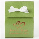 Wedding & Anniversary Stardream Personalized Tote Favor Boxes - Straight - 15991D-ST