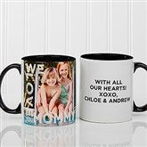 Loving Them Personalized Photo Coffee Mug 11oz.- Black - 15998-B