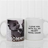 Loving Them Personalized Photo Coffee Mug 11oz.- White - 15998-S
