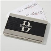 Namely Yours Personalized Business Card Case - 16037