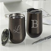 Initial Impressions Personalized Travel Tumbler - 16088