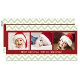 Photo Fun Christmas Personalized Photo Postcards - 16104