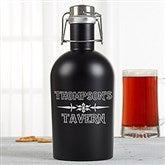 Just For Him Stainless Steel Personalized Growler - 16116