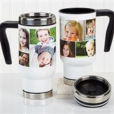Create A Photo Collage Personalized Commuter Mug - 16166