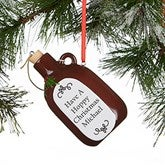 Beer Growler© Personalized Ornament
