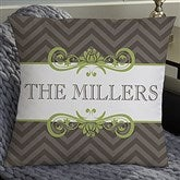 Classic Chevron Personalized 18