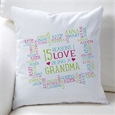 Reasons Why Personalized Throw Pillow - 16303