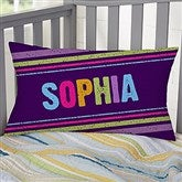 All Mine! Personalized Lumbar Throw Pillow - 16306-LB