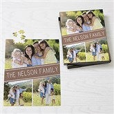 Family Photo Collage Personalized Puzzle - 16319-252