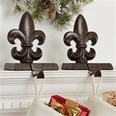 Fleur De Lis Stocking Holder - 16360