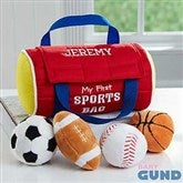 Embroidered My First Sports Bag by Baby Gund® - 16371