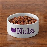Pet Initials Personalized Bowl - Small - 16424-S