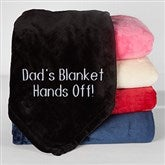 You Name It! Personalized 60x80 Fleece Blanket - 16457-L