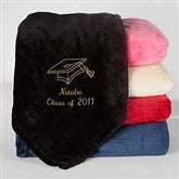 The Graduate Personalized 60x80 Fleece Blanket - 16458-L