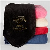The Graduate Personalized 50x60 Fleece Blanket - 16458