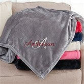 Initially Yours Personalized 50x60 Fleece Blanket - 16462
