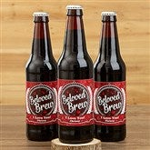Beloved Brew Personalized Beer Bottle Labels- Set of 6 - 16507