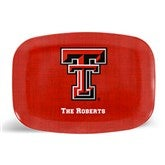 Collegiate Pride Personalized Tailgate Collection - Platter - 16520D-PL