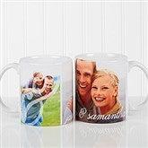 You & I Personalized Photo Coffee Mug 11 oz.- White - 16547-W