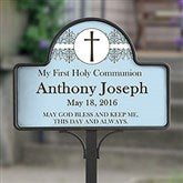 May God Bless Me Personalized Yard Stake With Magnet - 16699-S