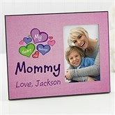 My Heart Belongs To Personalized Picture Frame - 16711
