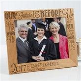 Graduation Memories Personalized Picture Frame- 8 x 10 - 16777-L