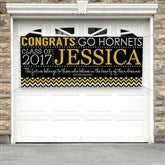 School Memories Personalized Graduation Banner - 16792