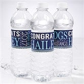 School Memories Personalized Graduation Water Bottle Labels - 16794