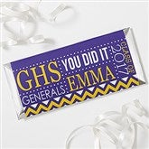School Memories Personalized Candy Bar Wrappers - 16795