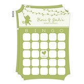 Baby Zoo Animals Personalized Bingo Cards - 16822