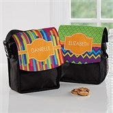 Bright & Cheerful Personalized Lunch Tote - 16983