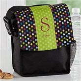 Polka Dots For Her Personalized Lunch Tote - 16984