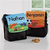 Just For Him Personalized Lunch Bag - 16985
