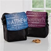 My Name Personalized Lunch Bag - 16988