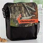 Tree Camo Personalized Lunch Bag - 16992