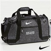 Nike® Embroidered Duffel Bag- Name - 16993-N