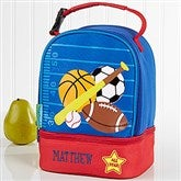 All Star Sports Embroidered Lunch Bag by Stephen Joseph - 17033