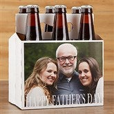 Cheers To Dad Personalized Bottle Carrier - 17041-C