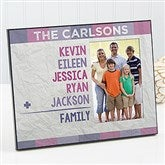 Family Addition For Her Personalized Picture Frame - 17105