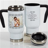 My Words To You Personalized Commuter Travel Mug - 17129