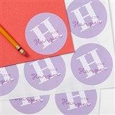 Alphabet Fun Personalized Stickers - 17221